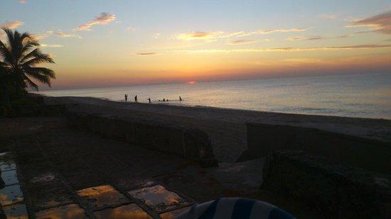 Hotel Meliá Marina Varadero: Sonnenuntergang bei Al
