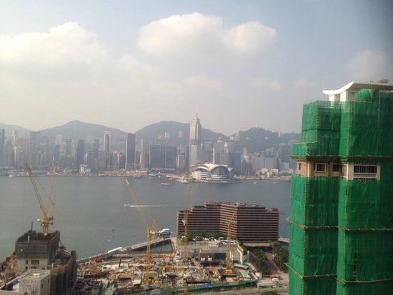 Hotel Panorama by Rhombus : View from the 38th floor