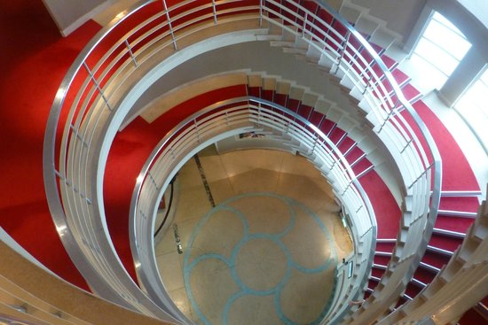 The Midland: The wow factor staircase