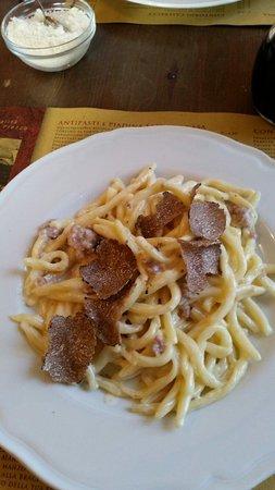 Osteria Castellabate di Romagna : Adoro il tartufo !