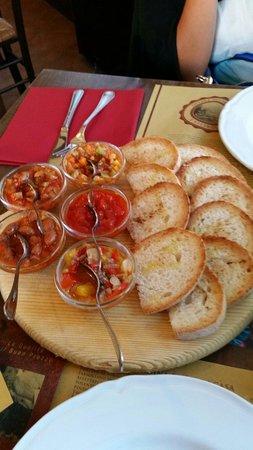 Osteria Castellabate di Romagna : idea originale!