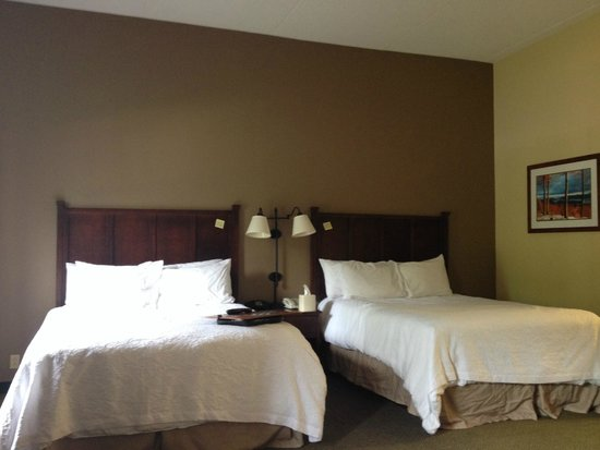 Hampton Inn & Suites Lake George : Chambre-suite, photo1