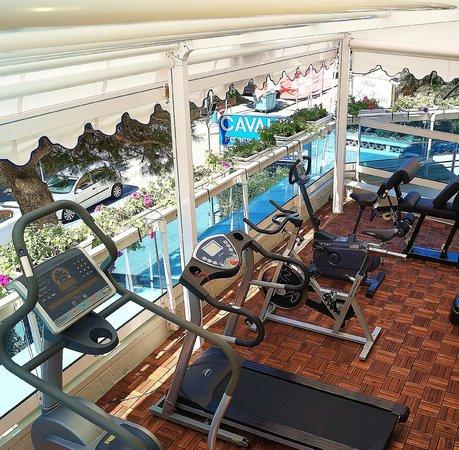 Cavalieri Palace: Fitness Corner