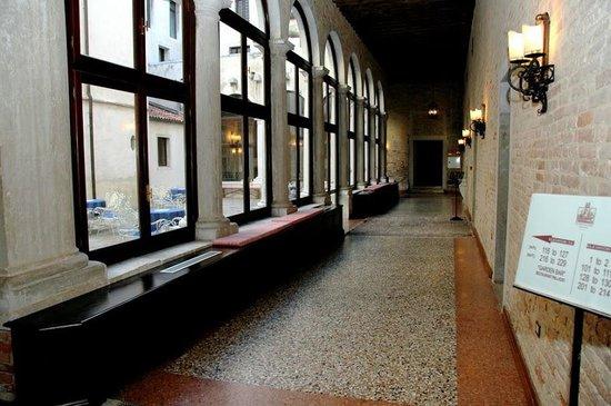 Palladio Hotel & Spa: Inside