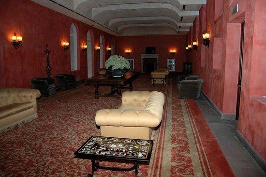 Palladio Hotel & Spa: Lounge/Reception