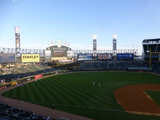 Guaranteed Rate Field: US Cellular Field