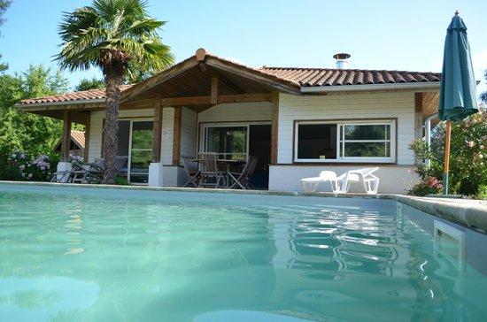 Madame Vacances Villas La Prade : la maison