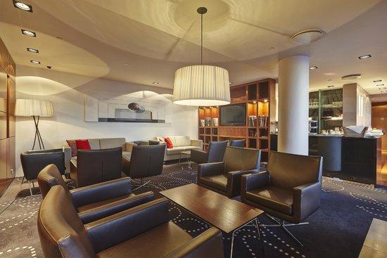 Hilton Reykjavik Nordica: Executive Lounge