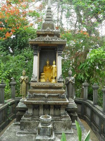 The Golden Mount (Wat Saket): Templete
