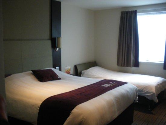 Premier Inn Canterbury City Centre Hotel : Camera