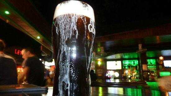 Samui Shamrock: Guinness
