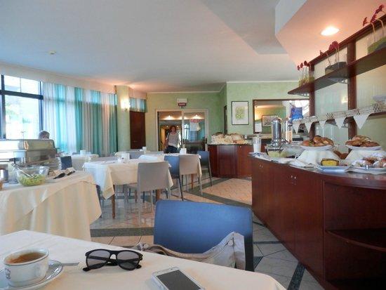 Airport Hotel Bergamo: RISTORANTE