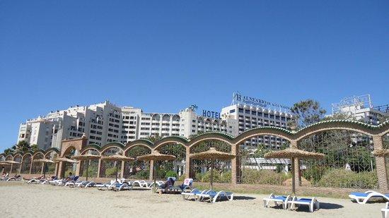 Marina d'Or 5: Jardines de la playa y Hoteles