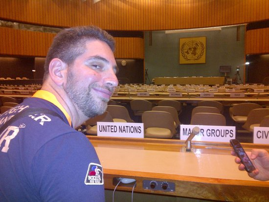 UNOG - Palais des Nations: Sala del consiglio