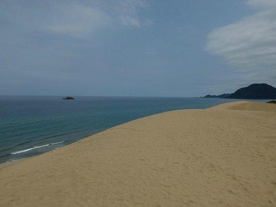 Tottori Sand Dunes : 鳥取砂丘