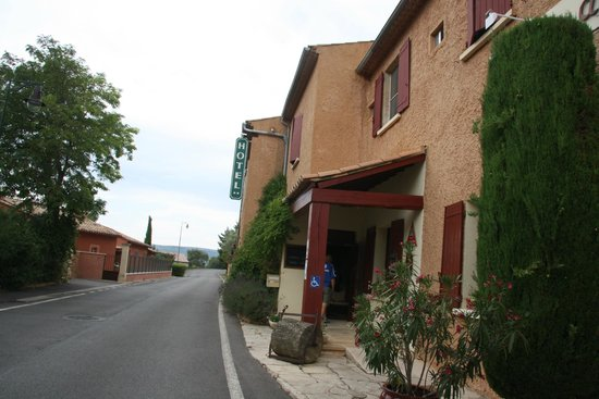Hotel Reves d'Ocres : hotel