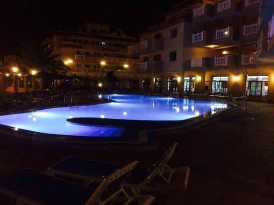 Elba Castillo San Jorge & Antigua Suite Hotel : Pool