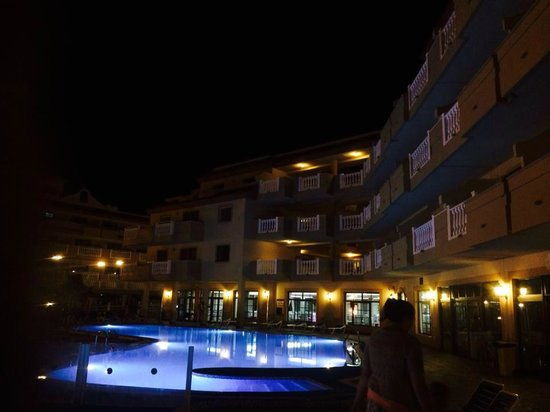 Elba Castillo San Jorge & Antigua Suite Hotel : Another view of hotel