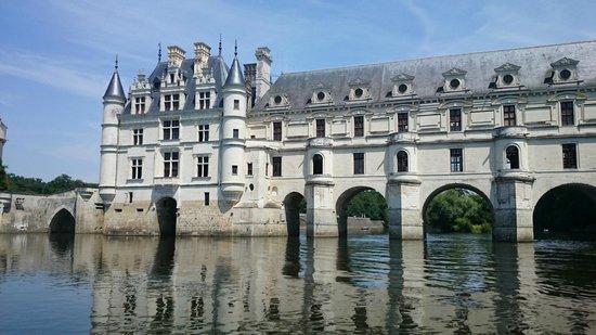 Château de Chenonceau : le chateau des Dames