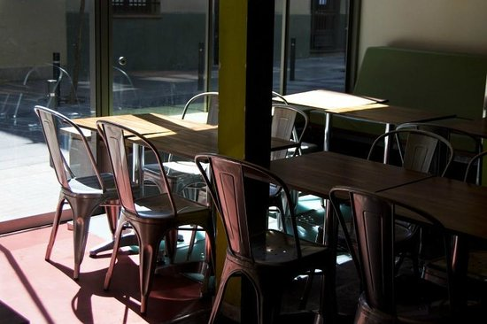 Urbany Hostel BCN GO! : Comedor