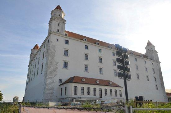 Bratislava Castle (Hrad): beautiful