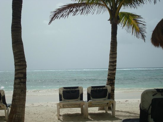 Grand Palladium Riviera Resort & Spa: spiaggia