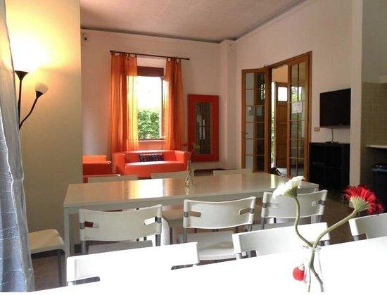 Villa Michelina Youth Hostel : Sala comune