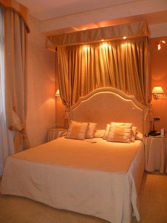 Hotel a La Commedia: Chambre double