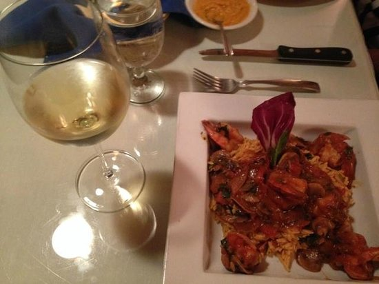 Andros: Great food, Great wine!