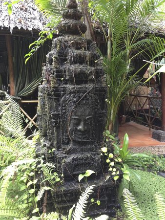Bopha Siem Reap Boutique Hotel : Decoration