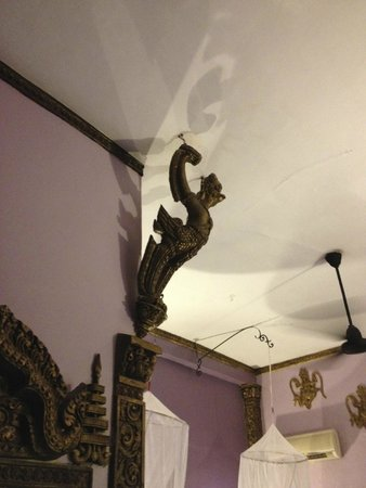 Bopha Siem Reap Boutique Hotel : Room decoration