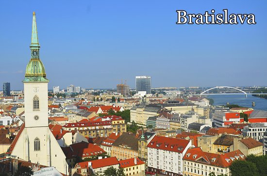 Bratislava Castle (Hrad): spectacular :)