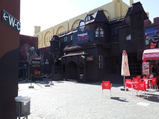 Tivoli World : Maison de la terreur