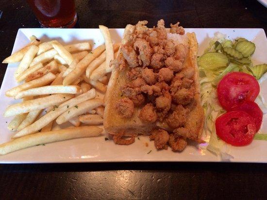 Ralph & Kacoo's: Crawfish Po Boy