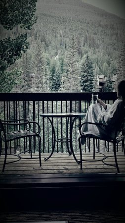 Hotel Talisa, Vail: Good morning Vail :)  I miss you