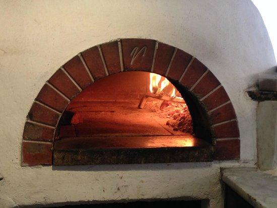 Saskia: Il nostro forno a legna