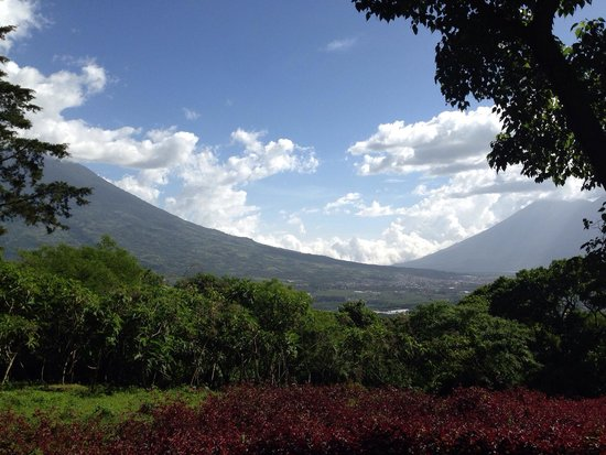 El Tenedor del Cerro: Most amazing view!!