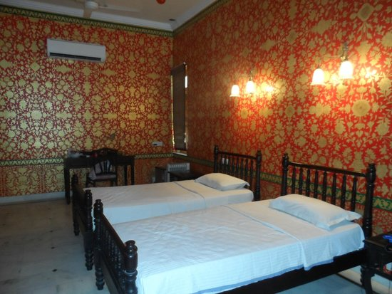 Hotel Harasar Haveli: Camera deluxe