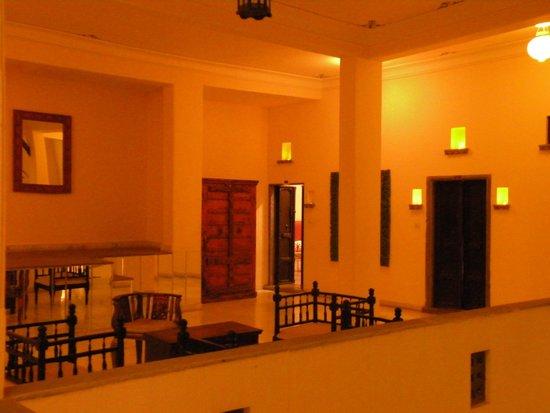 Hotel Udaigarh Udaipur: ground floor