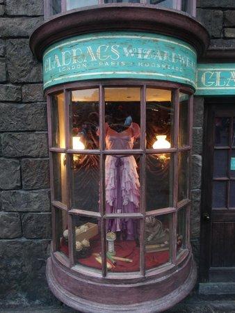 The Wizarding World of Harry Potter: Loja do Beco Diagonal