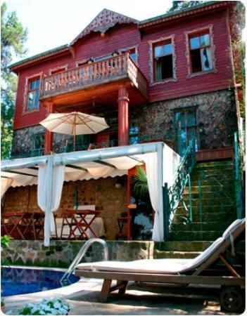 Kosk Orman: Hotel ve garden