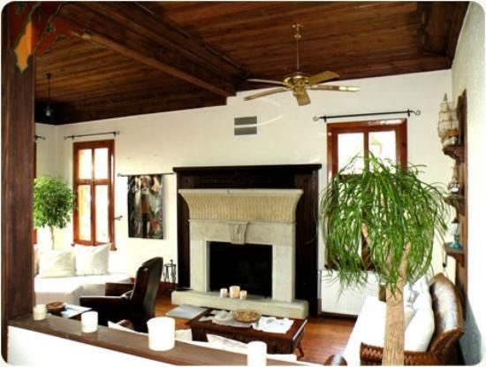 Kosk Orman: living room