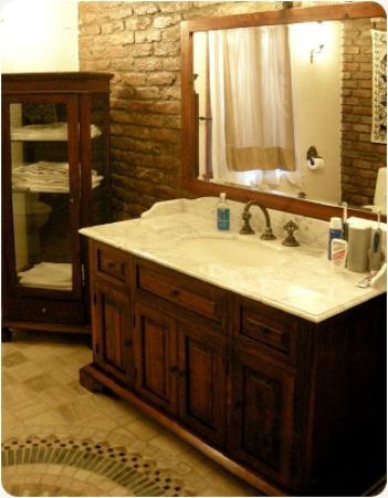 Kosk Orman: bathroom