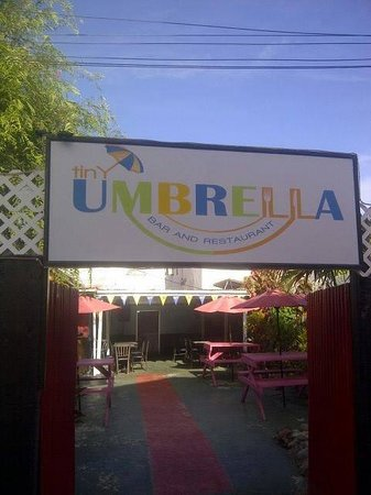 Tiny Umbrella Bar & Restaurant