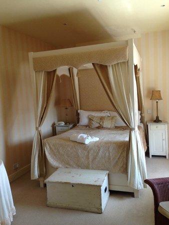 Black Lion Hotel : The Julineas room