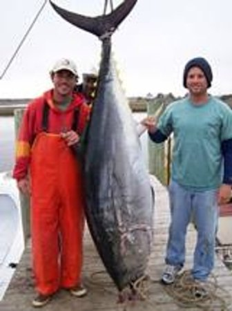 Oak Island Fishing Charters