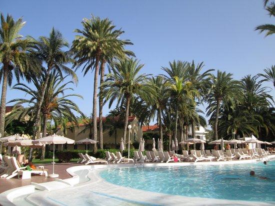 Hotel Riu Palmeras / Bung Riu Palmitos : piscina