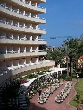 Hotel Riu Palmeras / Bung Riu Palmitos : hotel