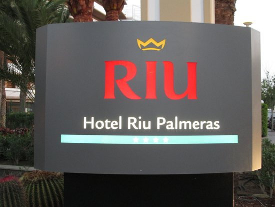 Hotel Riu Palmeras / Bung Riu Palmitos: hotel