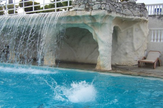 Cofresi Palm Beach & Spa Resort : The adult pool